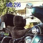 Harley Davidson FLHTCU Seat, Rider & Pillion 1984-99 Sheepskin