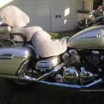 Yamaha Venture 2000 Cane Sheepskin Motorcycle Seat Cover
