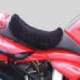 Ready Made Sheepskin Motorcycle Seat Covers