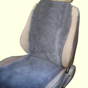 Grey Insert car seat cover